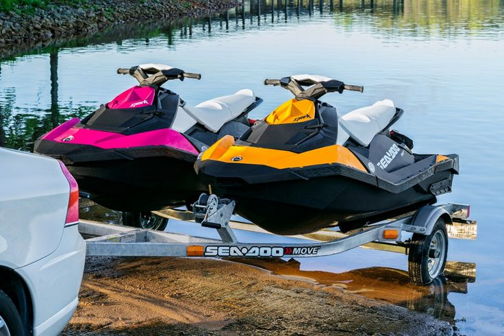 This may be my next investment BRM 2014 Sea Doo Spark