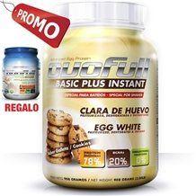 Oferta Pack Super Ahorro de OVOFULL con proteína de huevo instant  908G + OATS PLUS NATURAL 908G. ¡ahora los 2 al precio de 1!  29,90€  https://www.tiendaculturista.com/proteina-huevo/pack-ovofull-basic-instant-908-g-oat-plus-natural-908-g-2780.html