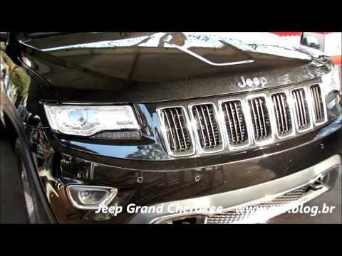 Jeep Grand Cherokee 2015: preço, detalhes, consumo - www.car.blog.br