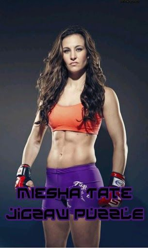 Miesha Tate (born August 18, 1986) is a professional female American mixed martial artist who competes in the Ultimate Fighting Championship (UFC). She is a former Strikeforce Women's Bantamweight Champion. She has also won a silver medal in the FILA Grappling Championships.<p>Tate is currently ranked as the No. 11 pound-for-pound female MMA fighter in the world by MMARising.com and the No. 6 135-pound female fighter according to the Unified Women's MMA Rankings.  As of January 17, 2014, she…