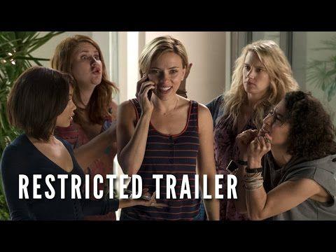 ROUGH NIGHT starring Scarlett Johansson, Kate McKinnon, Jillian Bell, Ilana Glazer & Zoë Kravitz   Official Restricted Trailer #2   In theaters June 16, 2017