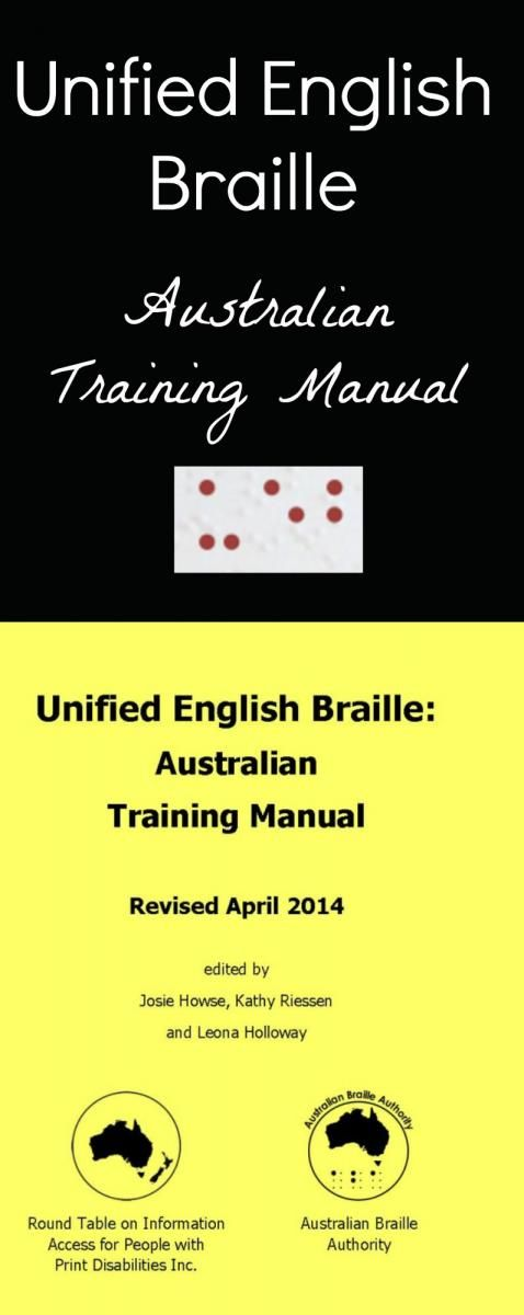146 best More About Braille \ UEB images on Pinterest Book - training manual