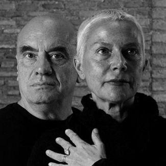 Doriana and Massimiliano Fuksas
