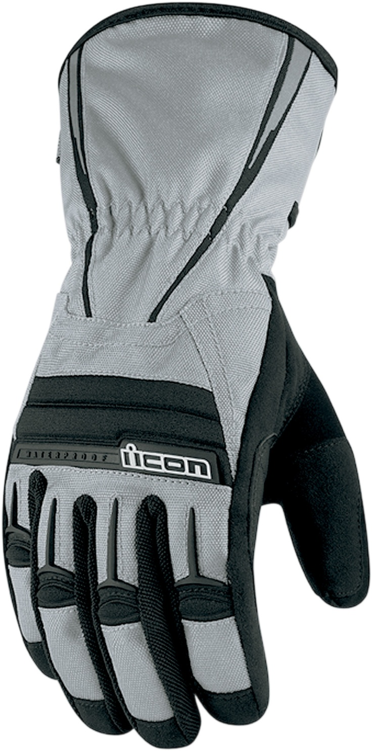 Icon justice leather motorcycle gloves - Closeout Pricing On The Icon Pdx Waterproof Gloves At Motorcycle Superstore We Re Blowing Out The Icon Pdx Waterproof Gloves So You Better Hurry Because