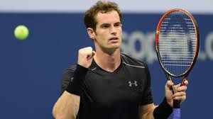 Andy Murray is a British professional tennis player from Scotland currently ranked world No. 1 in men's singles.Murray represents Great Britain in his sporting activities and is a three-time Grand Slam tournament winner, two-time Olympic champion, Davis Cup champion and the winner of the 2016 ATP World Tour Finals.