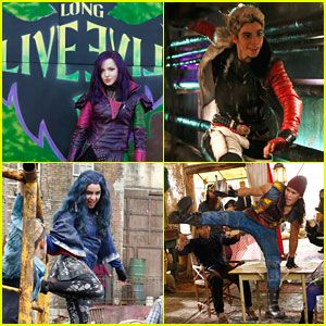 I saw the descendants movie it is the best movie disney has ever made since well since live action film dove Cameron (Mal) Booboo Stewart (jay) are still my favourite