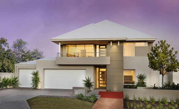 Webb & Brown-Neaves Home Designs: The Cascades. Visit www.localbuilders.com.au/home_builders_western_australia.htm to find your ideal home design in Western Australia