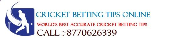 Free Betting Tips - Cricket Betting Tips Online is a free cricket betting tips providing website. We at cricketbettingtip... gives guarantee of 90% accurate results. This website is run By KABIR SIR, he is very talented and expert tipster for cricket betting tips, ipl betting tips, cricket session betting tips live etc.. Follow www.cricketbettin... - Receive Free Betting Tips from Our Pro Tipsters Join Over 76,000 Punters who Receive Daily Tips and Previews from Professional Tipsters f...