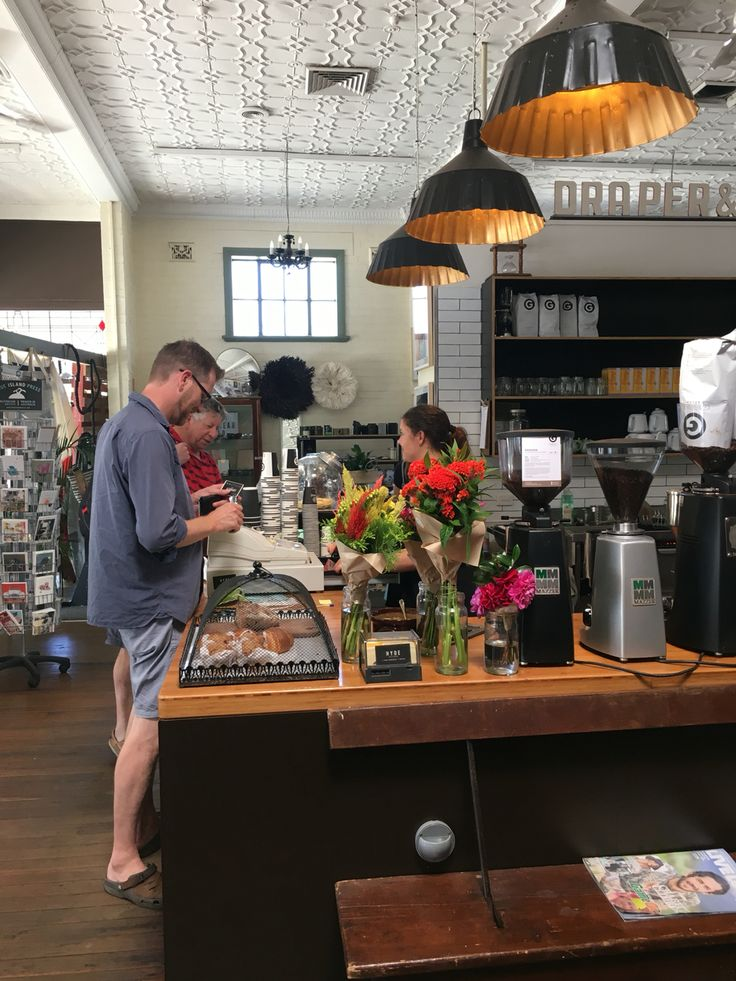 Our cafe & homewares store in Bellingen NSW