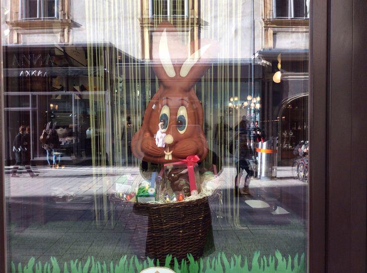 Demel café, shop window #3