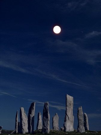 ~* Callanish Stones in Scotland *~