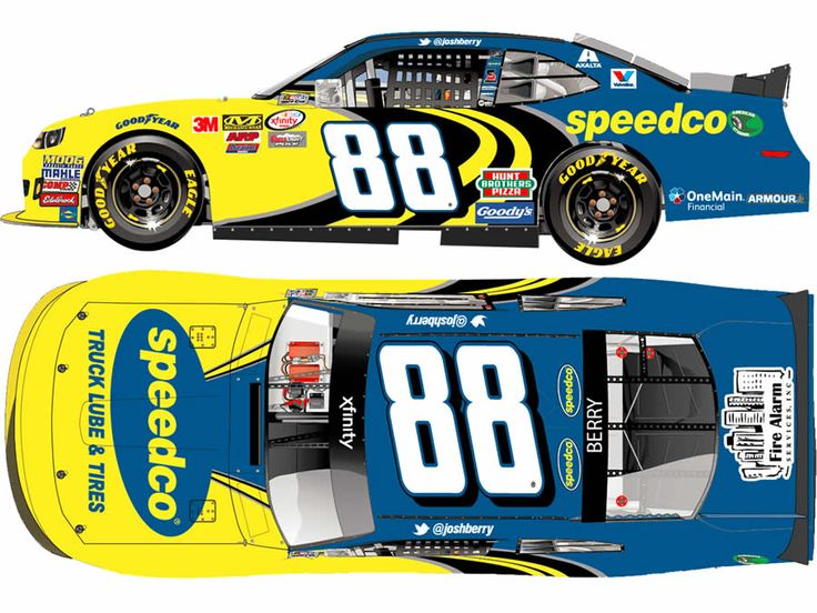 nascar xfinity and camping world truck series double header