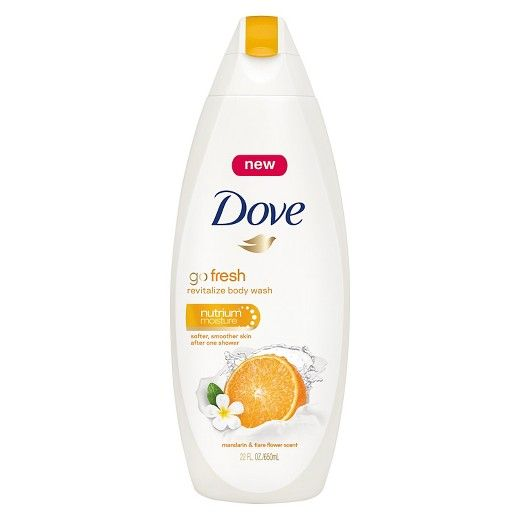Are you wondering how to nourish skin and revitalize your senses at the same time? A body wash with a vibrant scent that also cares for your skin while you wash could be just the thing you're looking for. And with Dove's go fresh range, you can get a light, hydrating feel and refreshing formula that lets you nourish your skin in the shower each day and refresh your mind and body at the same time. That's why we've created Dove go fresh Revitalize Body Wa...