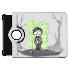 Sorcerer s Stone  Kindle Fire HD Flip 360 Case by lvbart
