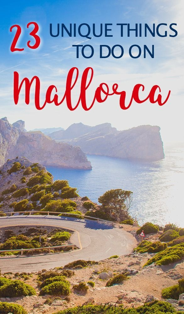 27 Unique Things to Do in Mallorca Away from the Resorts