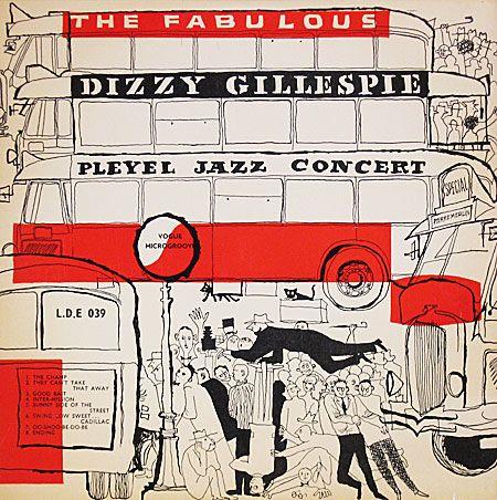 Dizzy Gillespie Pleyet Jazz Concert (in Paris): Vogue Records L.D.E. 039