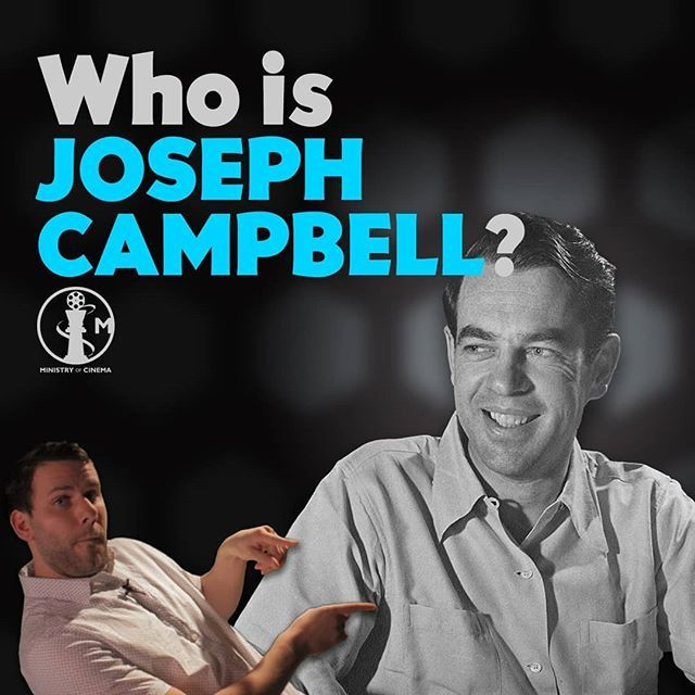 Joseph Campbell was a 20th-century comparative mythologist who looked at the religions and myths of the world and noticed a common thread. His findings would go onto impact cinema forever when filmmakers such as George Lucas used his theories to structure his stories. In this video Bradley gives a brief overview in three minutes or less. Check out our linkin.bio to watch the video!      #ministryofcinema #WhoIs #whoisthis #whoiswho #YouTube #youtuber #filmseries #filmmakinglife #moviemaking…