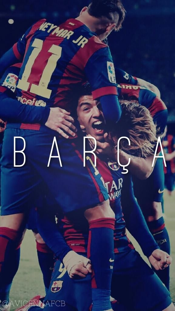 589. Wallpaper: Barça #fcblive [via @avicennafcb]