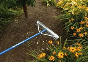 The Drainage Products Store - Wolverine 36� Wide Aluminum Landscape Rake, $47.50 (http://stores.drainageproducts.us/wolverine-36-wide-aluminum-landscape-rake/)