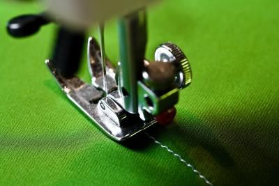 how to fix the tension on my sewing machine