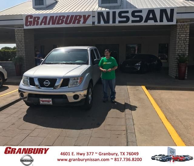 Congratulations Anita on your #Nissan #Frontier from Robert Lewis at Granbury Nissan!  https://deliverymaxx.com/DealerReviews.aspx?DealerCode=G586  #GranburyNissan