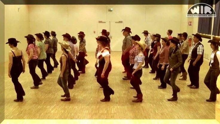 Wild West Dancers: Loving You, Loving Me (Line Dance)