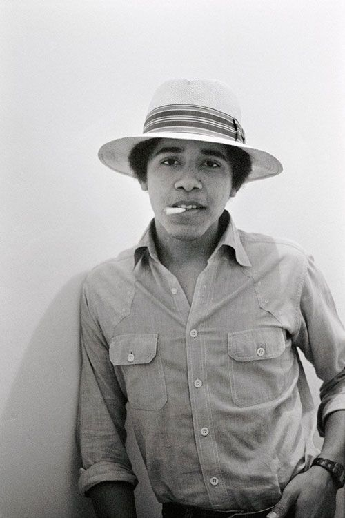 a Young Obama: Kid