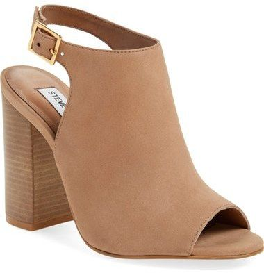 Obsessed with the Steve Madden heels from the Nordstrom Sale, and they're marked down to $80!!