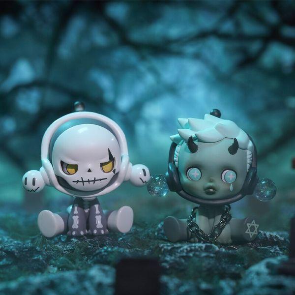 Pop Mart Skull Panda Ancient Castle Series Blind Box *1