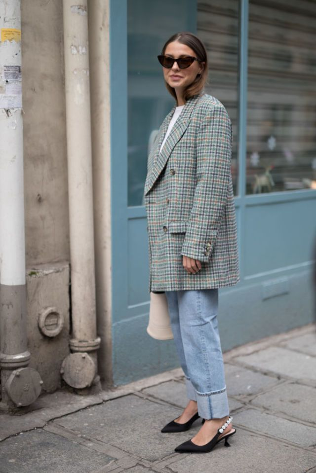 Streetstyle paris fashion week aw 2018-19