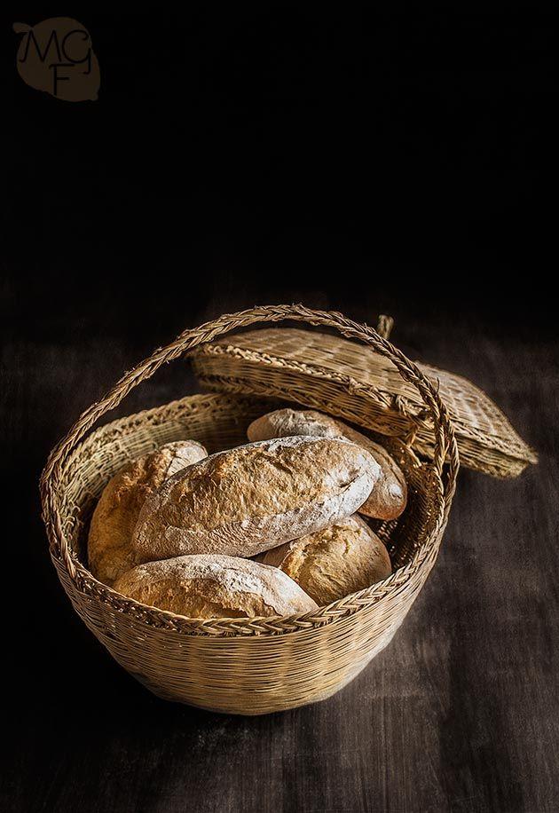 Pan para bocadillos   Recetas con fotos paso a paso El invitado de invierno