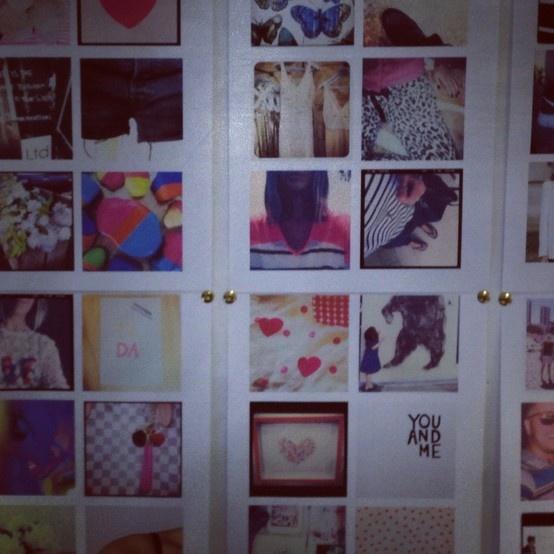 Inspiration Board #instagram