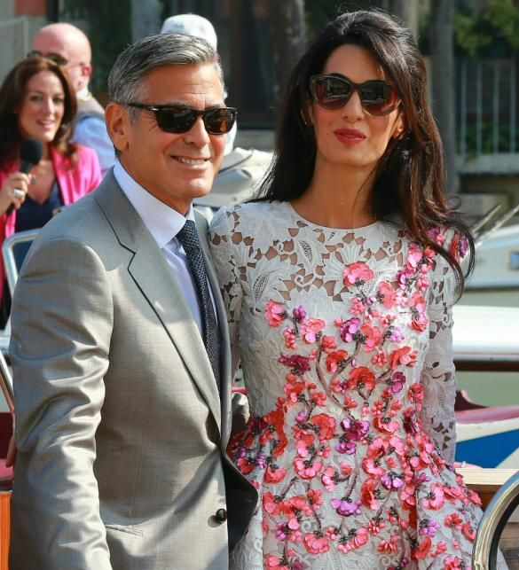 George Clooney And Wife Amal Clooney To Have Another Wedding Party In The UK This Weekend?