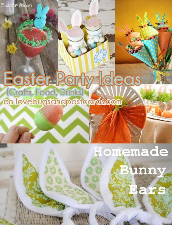 easter food craft ideas easter ideas crafts food drinks easter 4323
