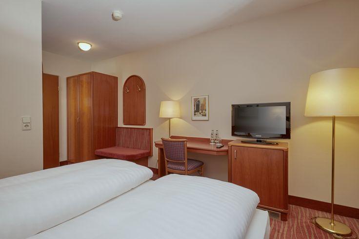 Komfort Doppelzimmer im H4 Hotel Mannheim