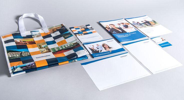 hotelbooker - Corporate Design