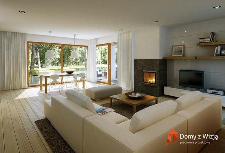 Casă de vis mică si modernă cu o suprafată de 87, 5 m²