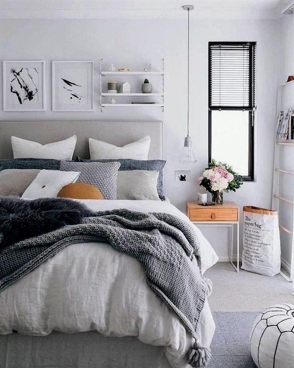 Bedroom Decorating Ideas That Cost Practically Nothing Check Pin For Many Diy Bedroom Decorating Ide Remodel Bedroom Bedroom Design Trends Home Decor Bedroom