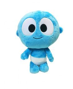 Interactive GooGoo Plush Toy $30 www.BabyFirstTV.com