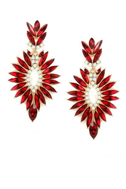 These BaubleBar earrings are instant attention getters
