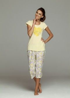 Piżama Fadia 32058 -11X 32060 -10X