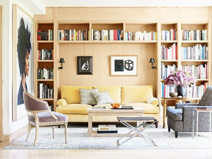 11 Chic Living Rooms From Our Favorite Celebrities