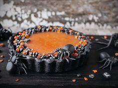 Блюда из тыквы к Хэллоуину: черный тарт, рецепты с фото - Рецепты