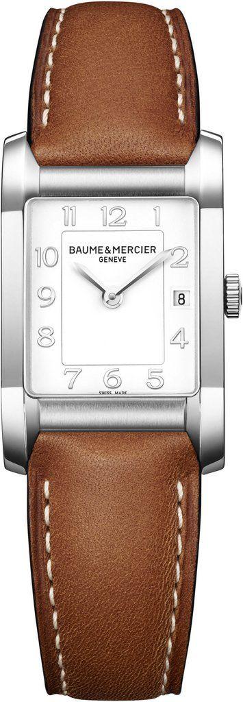 @baumeetmercier Watch Hampton #bezel-fixed #bracelet-strap-leather #brand-baume-et-mercier #case-depth-9mm #case-material-steel #case-width-34-5-x-22mm #date-yes #delivery-timescale-call-us #description-done #dial-colour-white #gender-ladies #luxury #movement-quartz-battery #official-stockist-for-baume-et-mercier-watches #packaging-baume-et-mercier-watch-packaging #style-dress #subcat-hampton #supplier-model-no-m0a10186 #warranty-baume-et-mercier-official-2-year-guarantee…