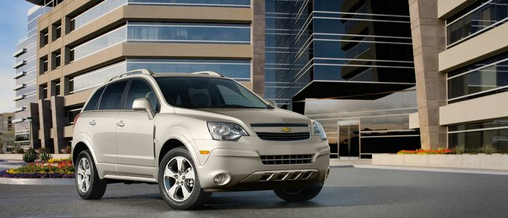 2013 Chevy Captiva Sport