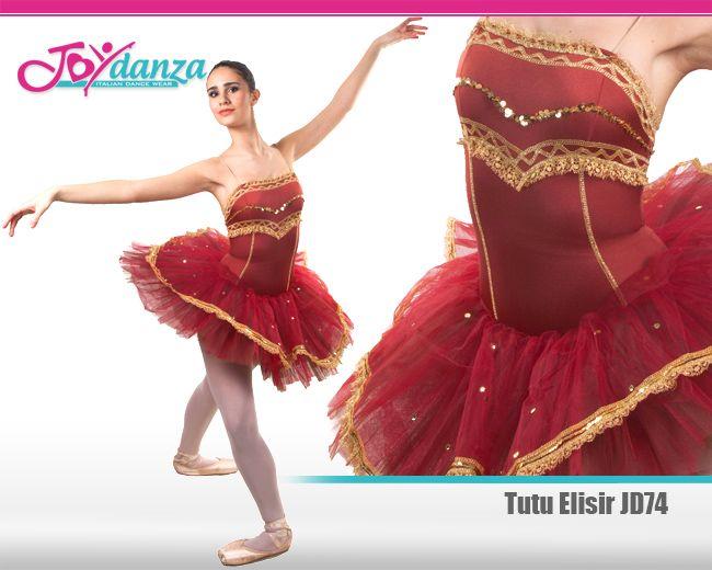 Tutù semi professionale Elisir #tutu   #tutudanza   #tutù   #danzaclassica   #abbigliamentodanza   #joydanza   #saggiodanza