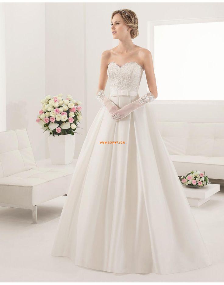 Sweep Släp Brudklänningar med Bolero Taft Bröllopsklänningar 2015