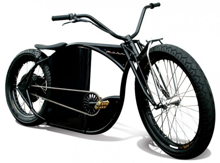 Marrs M-1 Electric Cycle