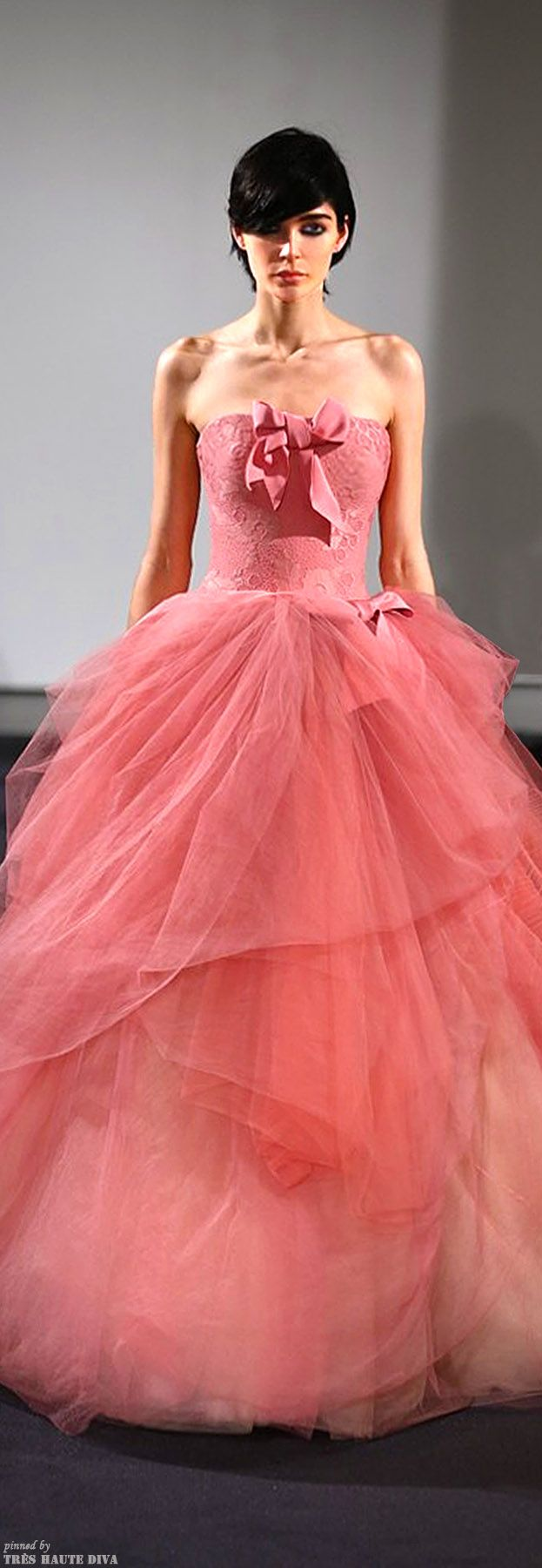 best Vera Wang images on Pinterest  Dream dress High fashion