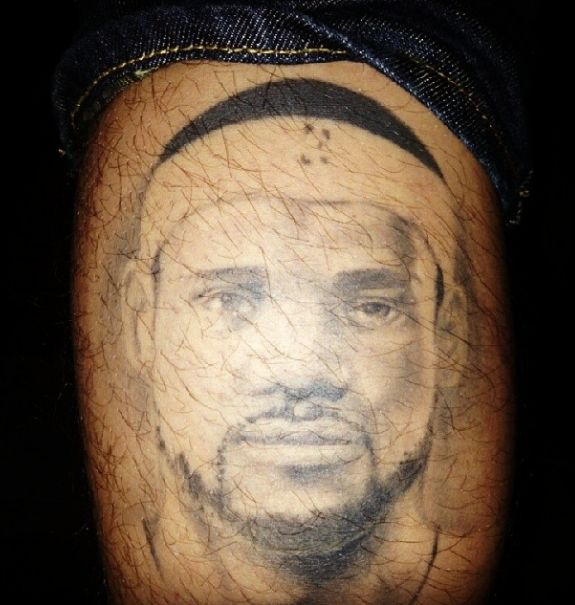 37 best images about nba ink on pinterest tracy mcgrady for Laker tattoo designs